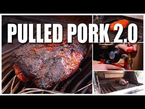 Pulled Pork vom Gasgrill 2.0 | SO wird es perfekt!