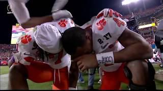 WATCH: Inspirational Video for Clemson Football 2018