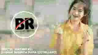 Dj Enak Susunya Mama Original Sound 2018