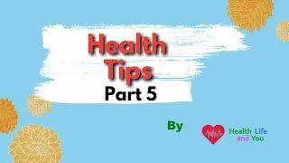 हेल्थ एंड ब्यूटी टिप्स हिंदी Health and Beauty Tips Hindi