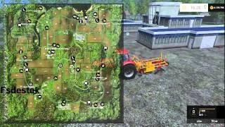 Farming Simulator 2015 Ormancılık - Fidan Dikimi
