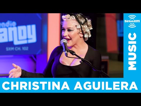 Christina Aguilera Reveals Her Favorite Songs To Perform
