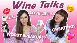 Love & Relationship Advice with Bellywellyjelly 🍷 | nicolechangmin