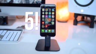 Top 5 - iPhone 6 & 6 Plus Accessories!