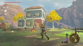 Zelda Breath Of The Wild Tarrey Town Recruitment Guide