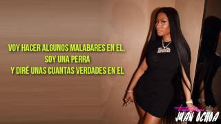 Nicki Minaj - Rake It Up (Traducida Al Español + Lyrics)