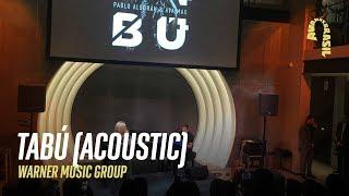 Ava Max E Pablo Alborán   'Tabú' (Acoustic   'Warner Music Group'   301019)