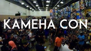 Kameha-Con 2018 - Dragon Ball Z Fan Convention - (Coverage and Cosplay!)