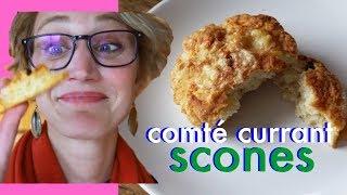 Comté Currant Scones Recipe & The Community Effort Behind Cheese