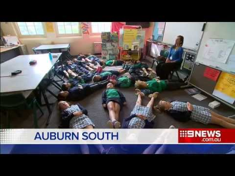 Smiling Mind on Channel 9 News - Mindfulness Meditation in Education
