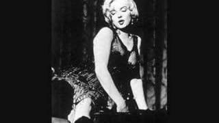 I'm Through with Love - Marilyn Monroe