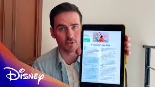 Storytime With Colin ODonoghue | Disney