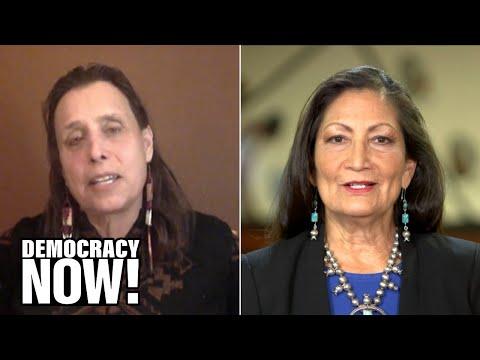"Winona LaDuke: Deb Haaland's Nomination for Interior Sec. Is ""Important Step"" for Native Americans"