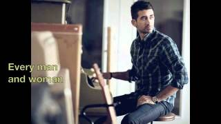 God So Loved The World - Official Lyric Video - Aaron Shust