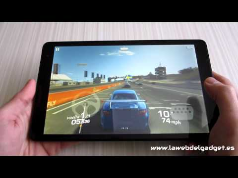 Tablet Alcatel Onetouch Pop 10 - Review en español