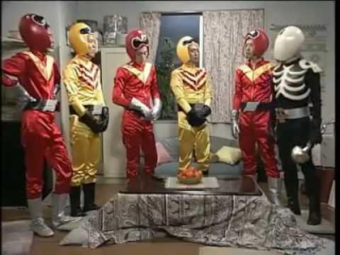 5 anh em siêu nhân đần độn( k nhịn nổi cười)