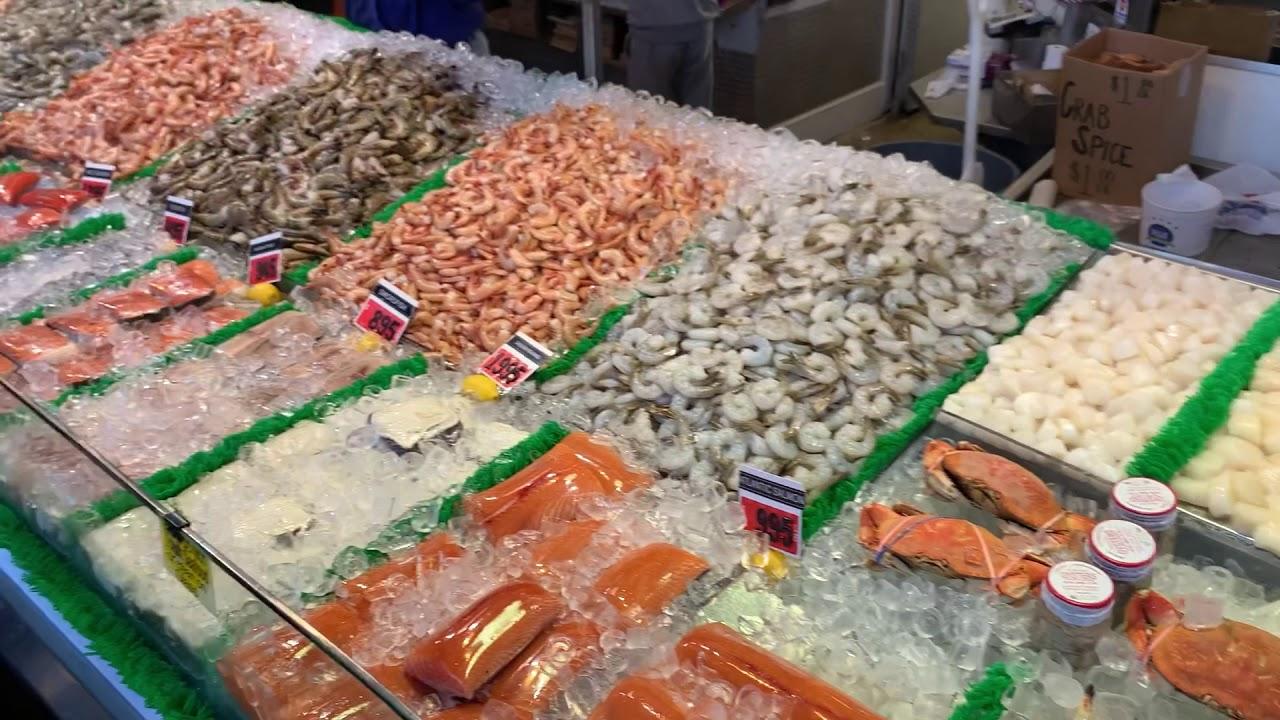 The Municipal Fish Market
