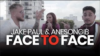 Face to Face | Jake Paul vs AnEsonGib