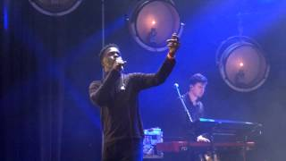 Kwabs - Last Stand @CrossingBorder 15/11/14