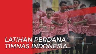 Shin Tae-yong Gelar Latihan Pertama Timnas U-19 Indonesia