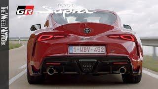 2020 Toyota Supra (EU Spec)