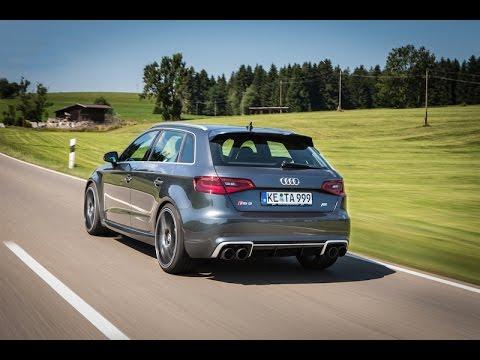 2015 ABT Audi RS3 (8V) Beschleunigung 0 - 100 km/h / SOUND
