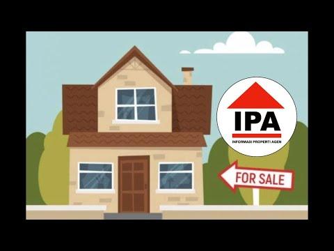 Rumah Dijual Meruya, Jakarta Barat 11620 VPH10DT8 www.ipagen.com