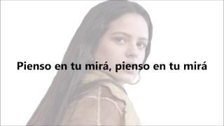 Rosalía - Pienso En Tu Mirá,