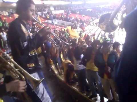 """""""locura 81 final del partido vs tijuana"""" Barra: Locura 81 • Club: Monarcas Morelia"""
