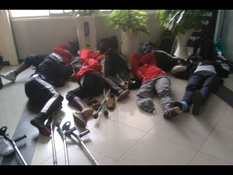 National amputee team protests unpaid World Cup allowances