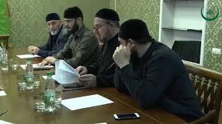В ДУМ ЧР представили новых руководителей отделов