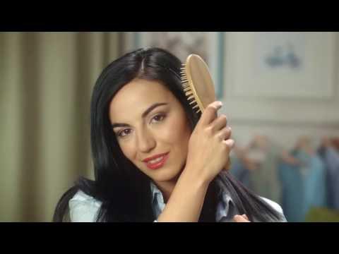 Maski ludowej do leczenia włosów