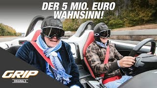 Traumgarage   Der 5 Mio. Euro Wahnsinn | GRIP Originals