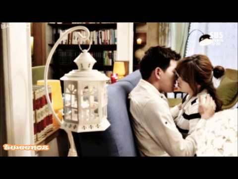 Lee sang yoon  amp  goo hye sun  39 s kisses in drama angel eyes