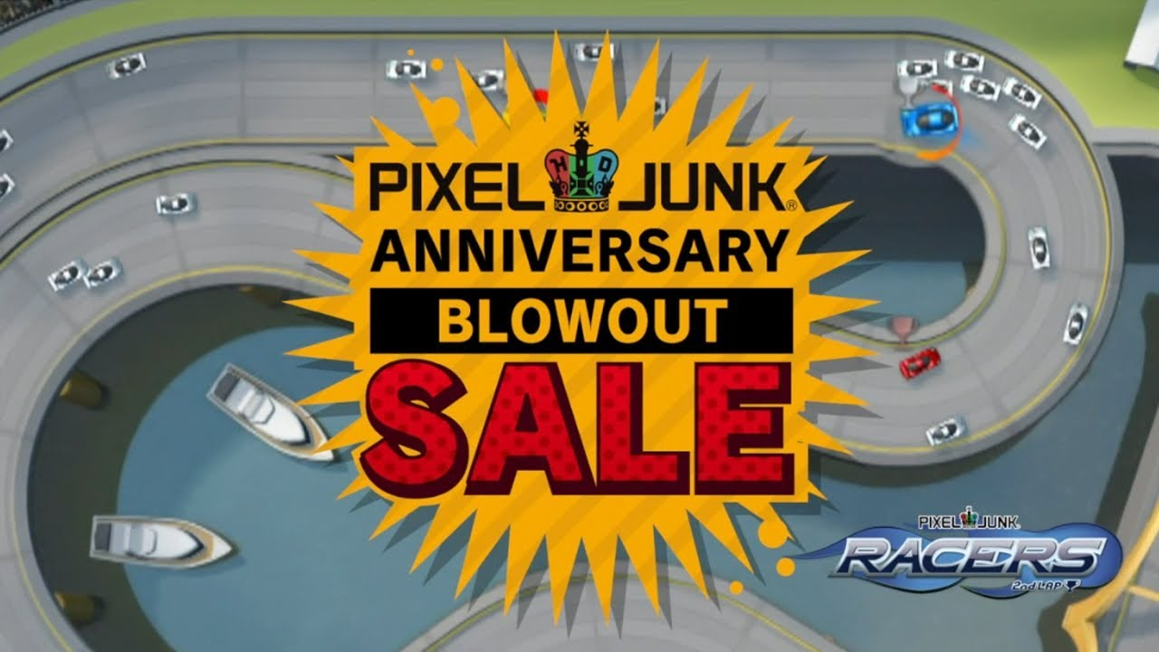Monstrous PixelJunk Sale Tomorrow, San Francisco Community Event Thursday