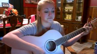 Brittany singing 'Daddy and Home' by Tanya Tucker