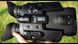 The DEV-5 Sony 3D Digital Recording Binoculars