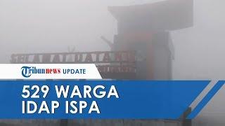 4 Hari Terdampak Kabut Asap Tebal, 529 Warga Ketapang Kalimantan Barat Terserang ISPA