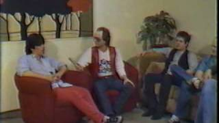 """The Flamin Oh's interview & """"Stop"""" live at Duffy's 1980/81"""