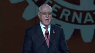 RI President John Germ – Closing Remarks