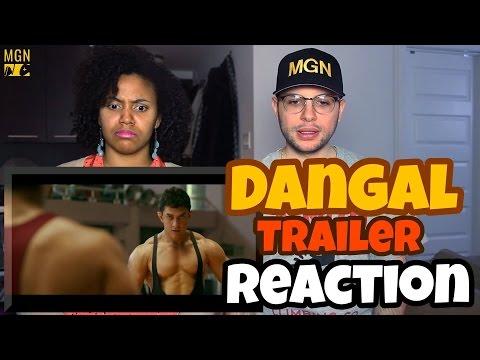 Dangal - Trailer | Aamir Khan REACTION