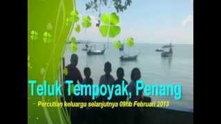 preview picture of video 'Bestnya...Percutian Keluarga Hani Ke Telok Tempoyak'