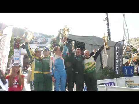 Rallye Mont-Blanc Morzine 2019, avec Pascal et Pascale Eouzan