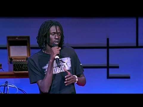Emmanuel Jal: The music of a war child