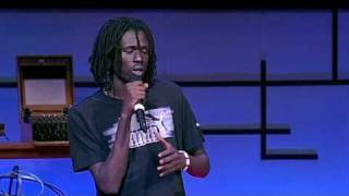 Emmanuel Jal: The music of a war child - YouTube