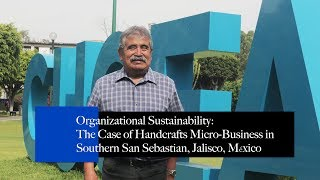 Organizational sustainability: The case of handcrafts micro business in Southern San Sebastian