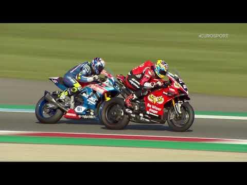 2019 Bennetts British Superbike Championship, Round 10, Assen, Race 2