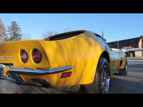 Video of '73 Corvette - JY74