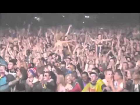 Calvin Harris - Feel so Close @ T in the park Live