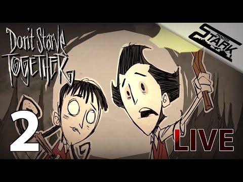 Don't Starve Together - 2.Rész (Jön a hosszú tavasz) - Stark LIVE